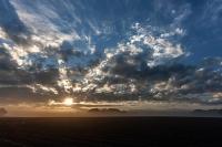 Wolken in het Reggedal